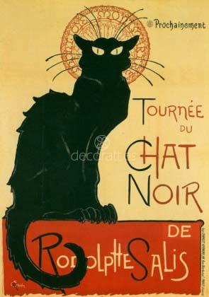 Chat Noir, 1896